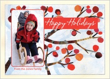 Holiday Cards - winterberry