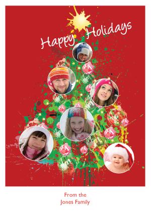 Holiday Cards - Artful Tree