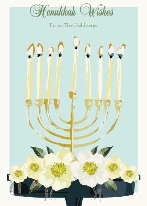 Hanukkah Cards - Hanukkah