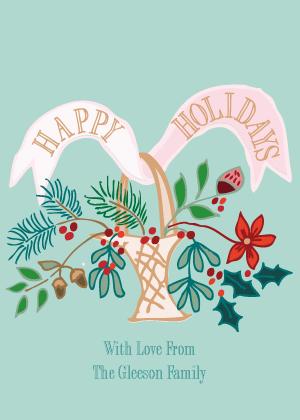 Holiday Cards - Happy Holidays