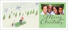 Christmas Cards - christmas penguins