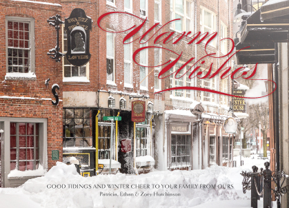 Holiday Cards - Creek Square Holiday