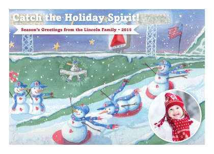Christmas Cards - Catch the Holiday Spirit 2015