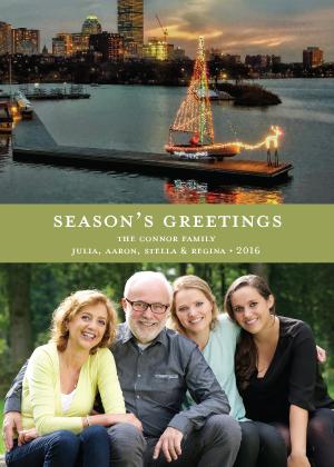 Christmas Cards - Christmas Cruise