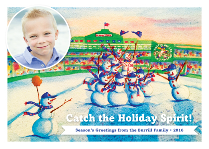 Holiday Cards - Catch the Holiday Spirit 2016
