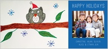 Holiday Cards - holiday hoot