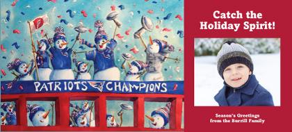 Holiday Cards - Patriot Parade 2017