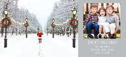 Christmas Cards - Special Delivery