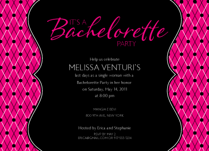 Fishnet bachelorette bachelorette party invitation look love send bachelorette party invitation fishnet bachelorette stopboris Images