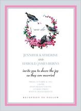 Wedding Invitation - sparrow days
