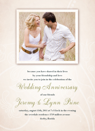 Rustic charm anniversary invitation anniversary party invitation anniversary party invitation rustic charm anniversary invitation stopboris Gallery