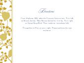 Direction - Begonia Leaves Lattice