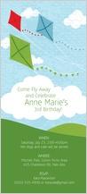 Birthday Party Invitation - breezy birthday