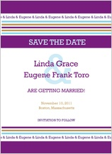 Save the Date Card - you name it