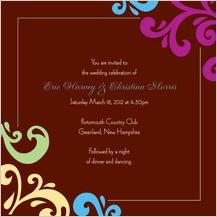 Wedding Invitation - cheer