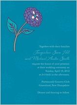 Wedding Invitation - charm
