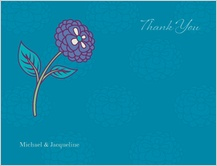 Wedding Thank You Card - charm