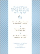 Baby Shower Invitation - mommy-to-be
