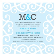 Wedding Invitation - chanson