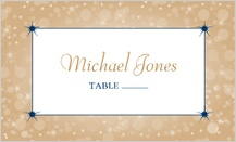 Place Card - magical
