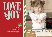 Christmas Cards - sweet treat