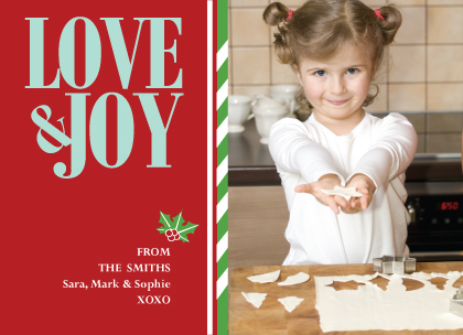 Christmas Cards - Sweet Treat