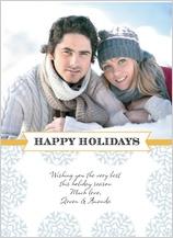 Christmas Cards - snowflake holiday