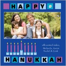 Hanukkah Cards - happy hanukkah