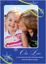 Christmas Cards - joyful sharing