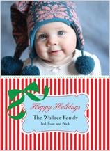 Christmas Cards - candy cane lane
