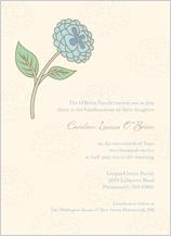 Confirmation Invitation - religious charm