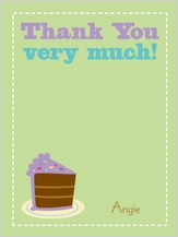 Thank You - birthday wishes thank you
