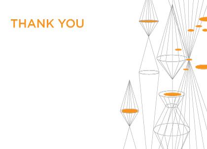 Thank You - Geometric Thanks