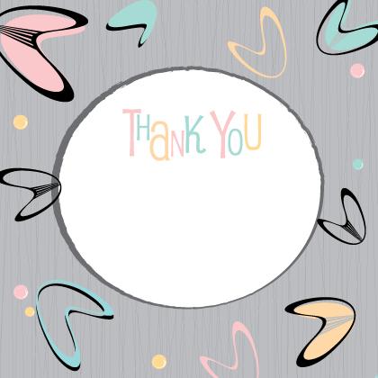 Thank You - Atomic Boomerang