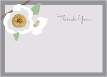 Thank You - peony thank you