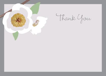 Thank You - Peony Thank You