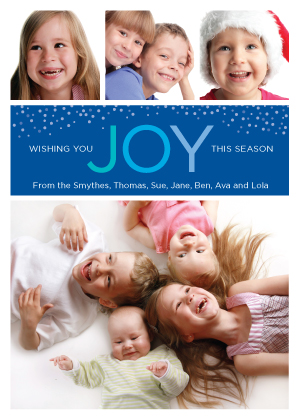 Holiday Cards - Holiday Joy