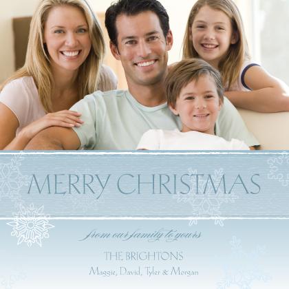 Christmas Cards - Winter Wonder