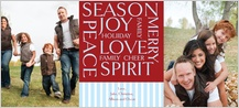 Christmas Cards - holiday type