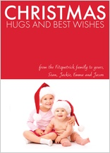 Christmas Cards - christmas hugs