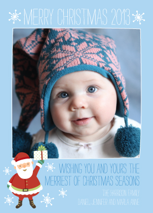 Christmas Cards - Jolly Christmas