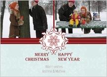 Christmas Cards - formal holiday