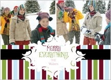 Holiday Cards - merry everything