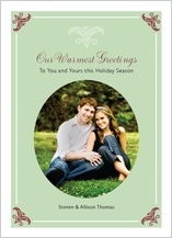 Holiday Cards - warmest greetings