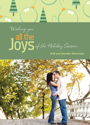 Holiday Cards - All The Joys