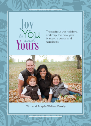 Holiday Cards - You & Yours