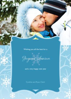 Holiday Cards - Joyous Season