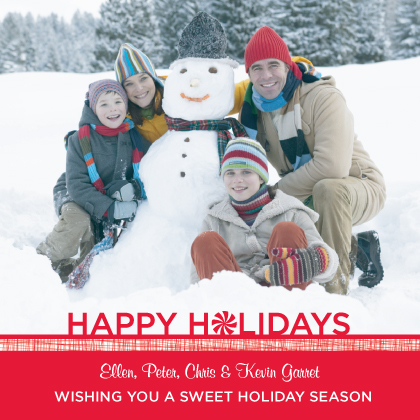 Holiday Cards - Sweet Holiday
