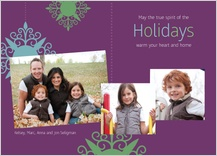 Holiday Cards - holiday family