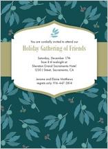 Holiday Party Invitations - holiday happiness